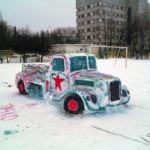 That'snow car