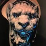 Tattoo by Mhail Kogut, Moscow