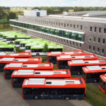 20% of public transportation buses are now electric in Netherlands