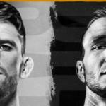 UFC Vegas 32: Sandhagen vs. Dillashaw full betting odds
