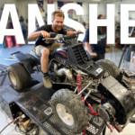 $500 Banshee Hits The Dyno! Yamaha Banshee 350