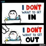 Happens pretty much everytime I take a bath