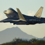 US Air Force to send dozens of F-22 fighter jets to the Pacific amid tensions with China