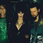 Alice Cooper, Elvira, and Rob Zombie, 1992