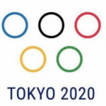 Updated tokyo Olympic games logo