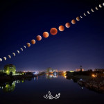 Moons Over Baghdad, Iraq