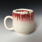 Disturbing mug