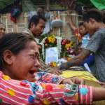 Myanmar death toll edges up to 550 as online crackdown tightens