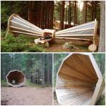 Forest noise amplifier/