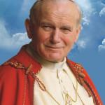 Saint John Paul II, pray for us
