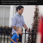 He really is a super man!