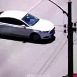 Throwing rocks on random cars