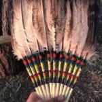 Native American (Diné/ Navajo) Golden Eagle fan
