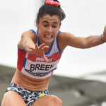 Olivia Breen: World champion para-athlete left angry after official said her shorts were 'too revealing' Sport