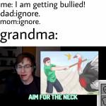 Grandma is the true saviour