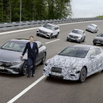 Every Mercedes-Benz model to have full-EV option from 2025