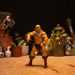 He-man vs Skeletor Stop Motion Dance-off
