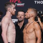 UFC Vegas 32 Results: Sandhagen vs. Dillashaw