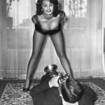 Sophia Loren, Rome, 1955