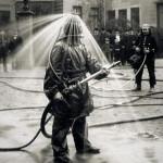 Fire fighter boss , immune to fire