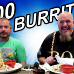 $100 to eat a 6lb burrito in 45 minutes
