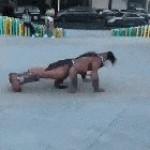 Mortal Kombat's Goro Cosplay