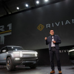 Rivian raises $2.5 billion in new funding round led by Amazon, Ford