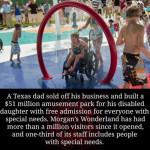 This dad in Texas, a true bro