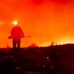 Couple charged for gender reveal that sparked deadly California wildfire