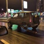 DIY tire