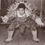 HumanGuirus. Hidden link between Man and Kaiju