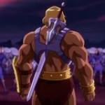 He-Man Stop Motion Animation blend