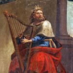 Today is the Feast of King David. The third king of Israel-Judah, slayer of Goliath
