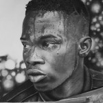 A pencil drawing of my friend i drew a while back... No edits, just Pencils on paper.