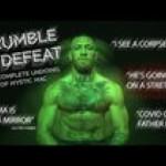 Conor Mcgregor - Crumble in Defeat