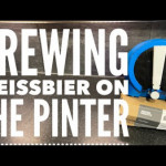 How To Brew A Weissbier On The Pinter