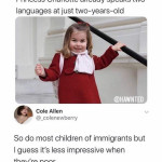 Baby talk isn't a real language