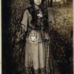 Portrait of Ah-Weh-Eyu (Pretty Flower), of the Seneca nation, 1908