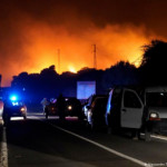 Italy: Wildfires rage through Sardinia, forcing evacuations