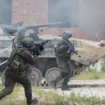 Ukraine holds military drills with US, Poland, Lithuania