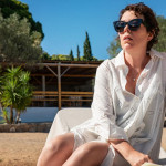 First image of Olivia Colman in Maggie Gyllenhaal's 'THE LOST DAUGHTER' - A woman's beach vacation takes a dark turn when she begins to confront the troubles of her past