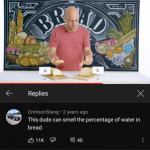 Brent: The Bread Lord