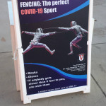Fencing: the perfect COVID-19 sport