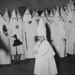The KKK used to run a youth group called the Klu Klux Kiddies