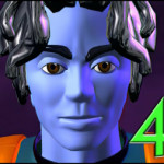 ReBoot (1994) First CG animated series, AI 4K remaster demo
