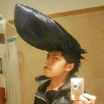 Hairman, boss of the hair and getter of the ladies