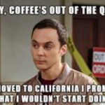 Coffee is now classified as a drug