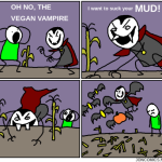 The Vegan Vampire