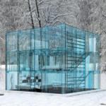 Transparent Glass House Concept