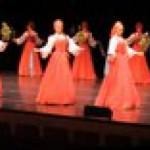 The Beryozka Dance Ensemble makes it look like they're floating